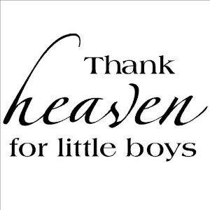 thank heaven